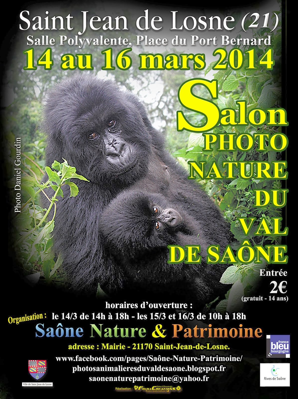 Le Salon Photo Nature