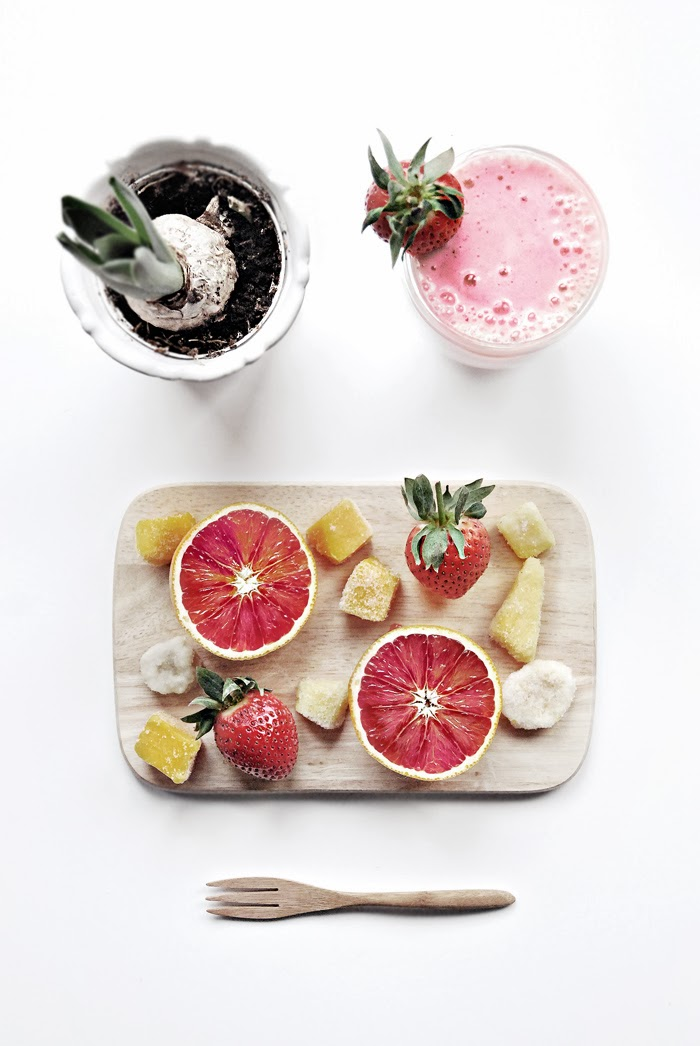 fruit porn healthy morning fruit smoothies