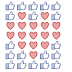 Tạo status đặc biệt với biểu tượng sẵn có của Facebook