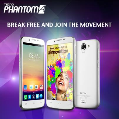 Tecno Phantom A