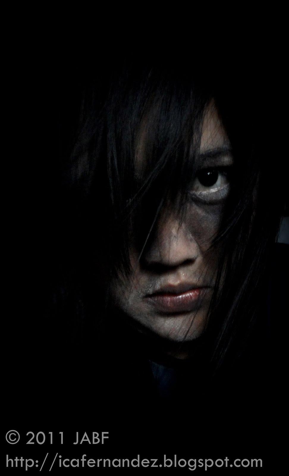 Anything Goes Sadako Slash The Grudge Inspired Look