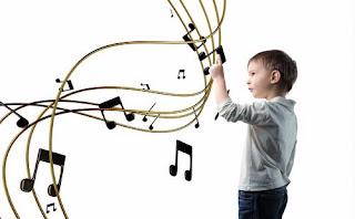 Manfaat musik untuk anak