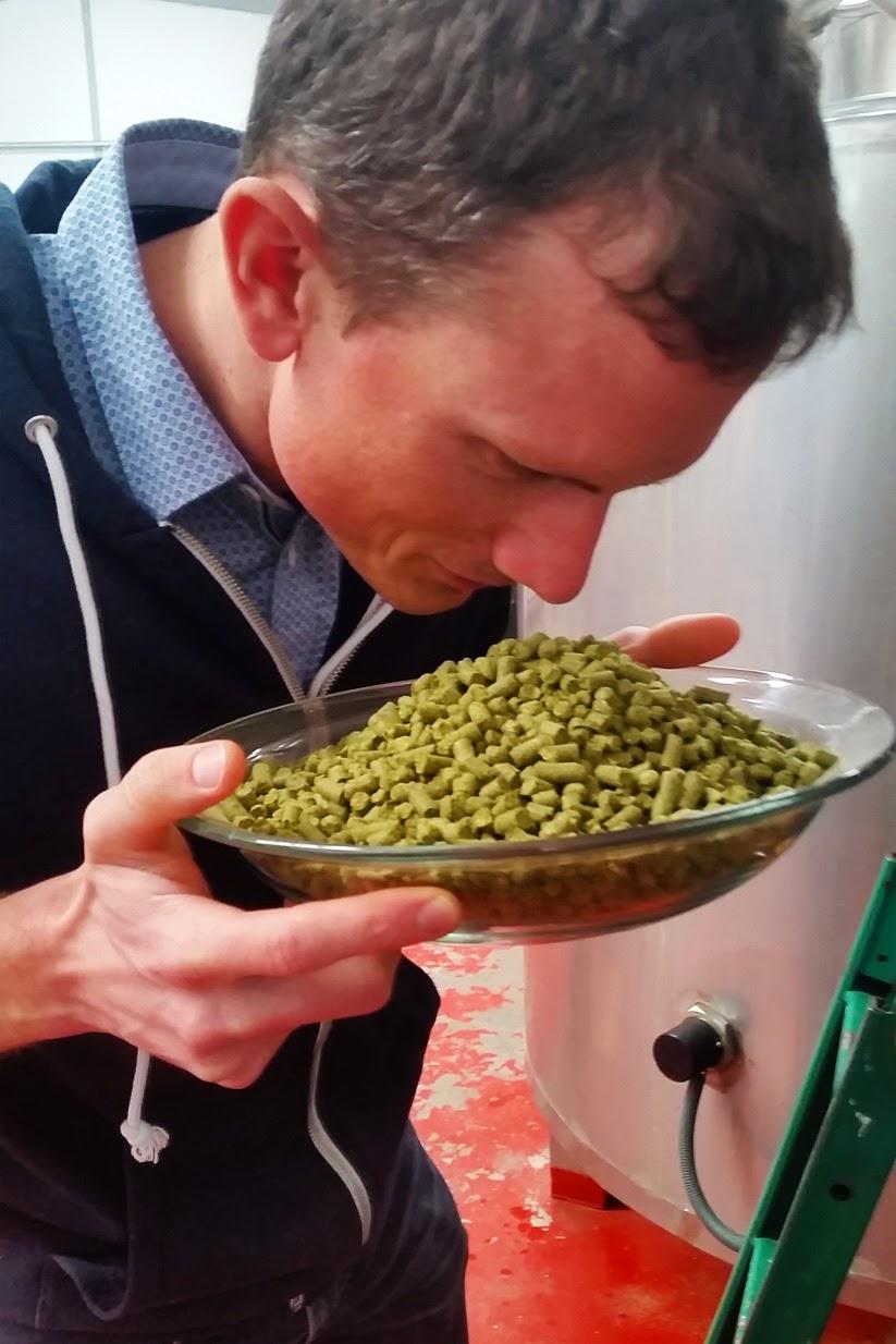 El jard n del l pulo el blog de cerveza cr nica alejo for El jardin del lupulo