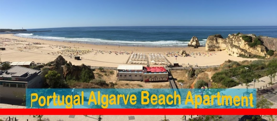 Portugal Algarve beach apartment