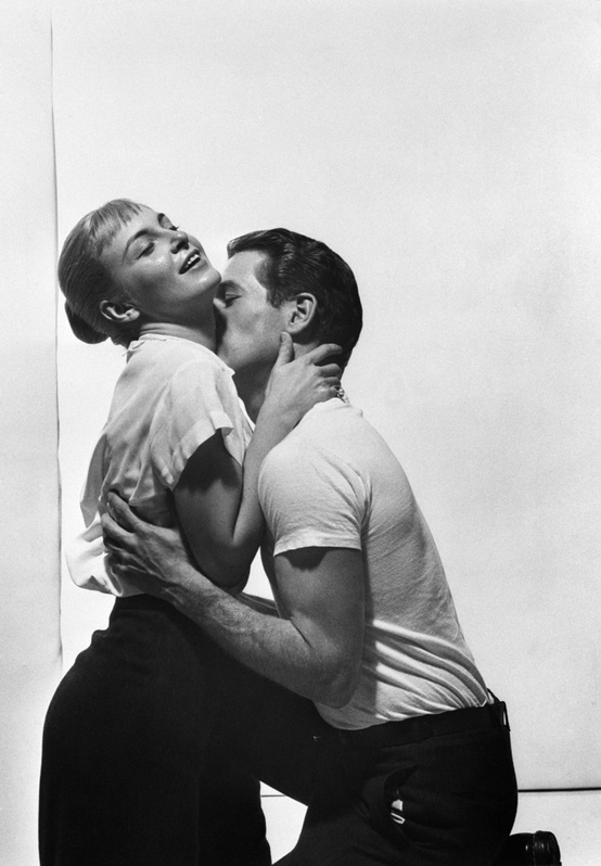 Love- Paul Newman and Joanne Woodward