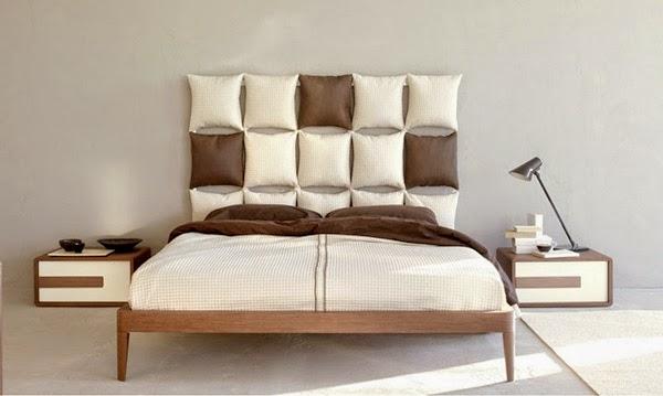 Balbina ideas para cabeceras de cama - Cabeceras de cama acolchadas ...