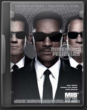 Men In Black III (TS Español Latino) (2012)