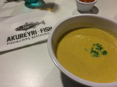 curry fish soup