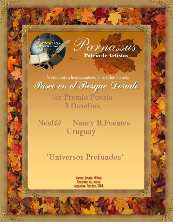 Taller literario de Parnasus_Otoño