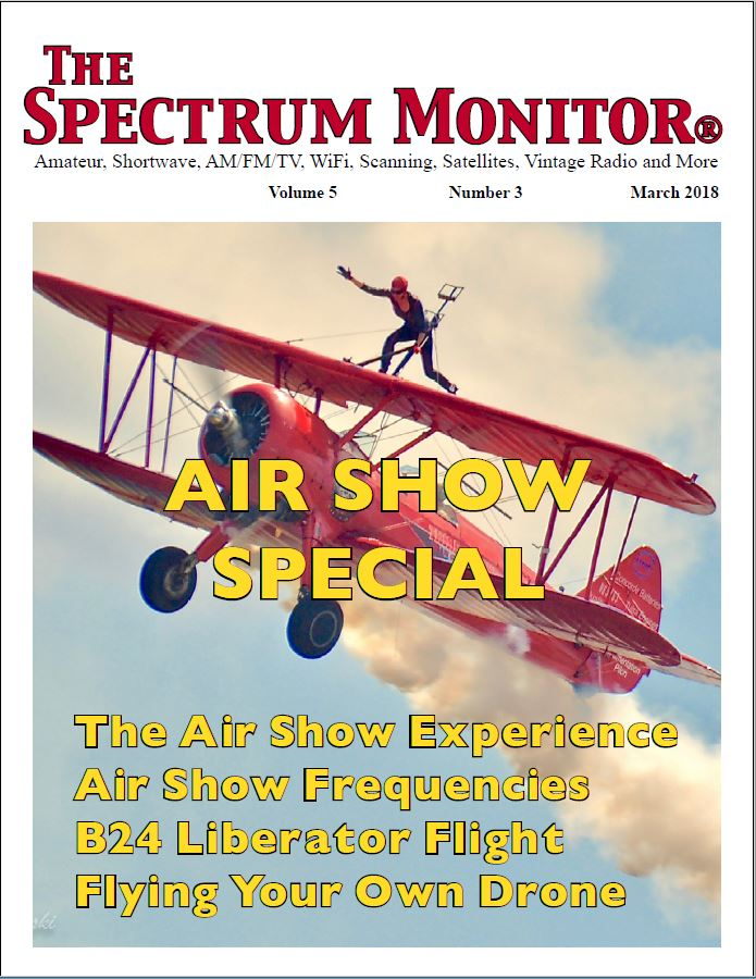 The Spectrum Monitor March 2018