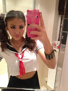 (Japanese School Girl outfitEbay £12)