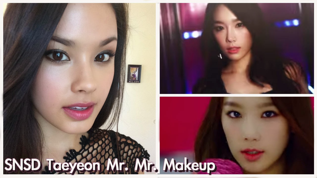 the beauty breakdown makeup korean beauty taeyeon girls' generation snsd makeup tutorial