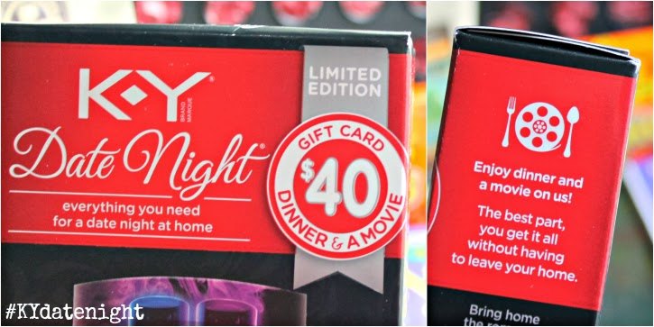 K-Y Date Night Offer on Package #KYdatenight #ad