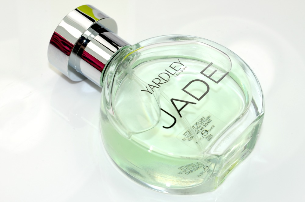 YARDLEY.. The Rebranding, Jade Eau de Toilette & Floral Bath and Body Collection
