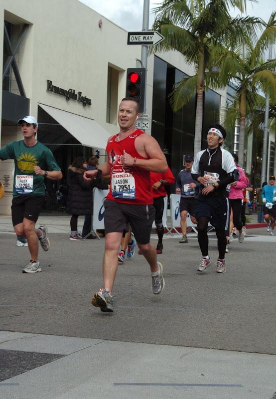 LA Marathon Jason 2012
