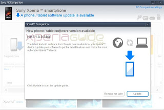 Xperia Z and ZL update new firmware (10.3.1.A.0.244) download