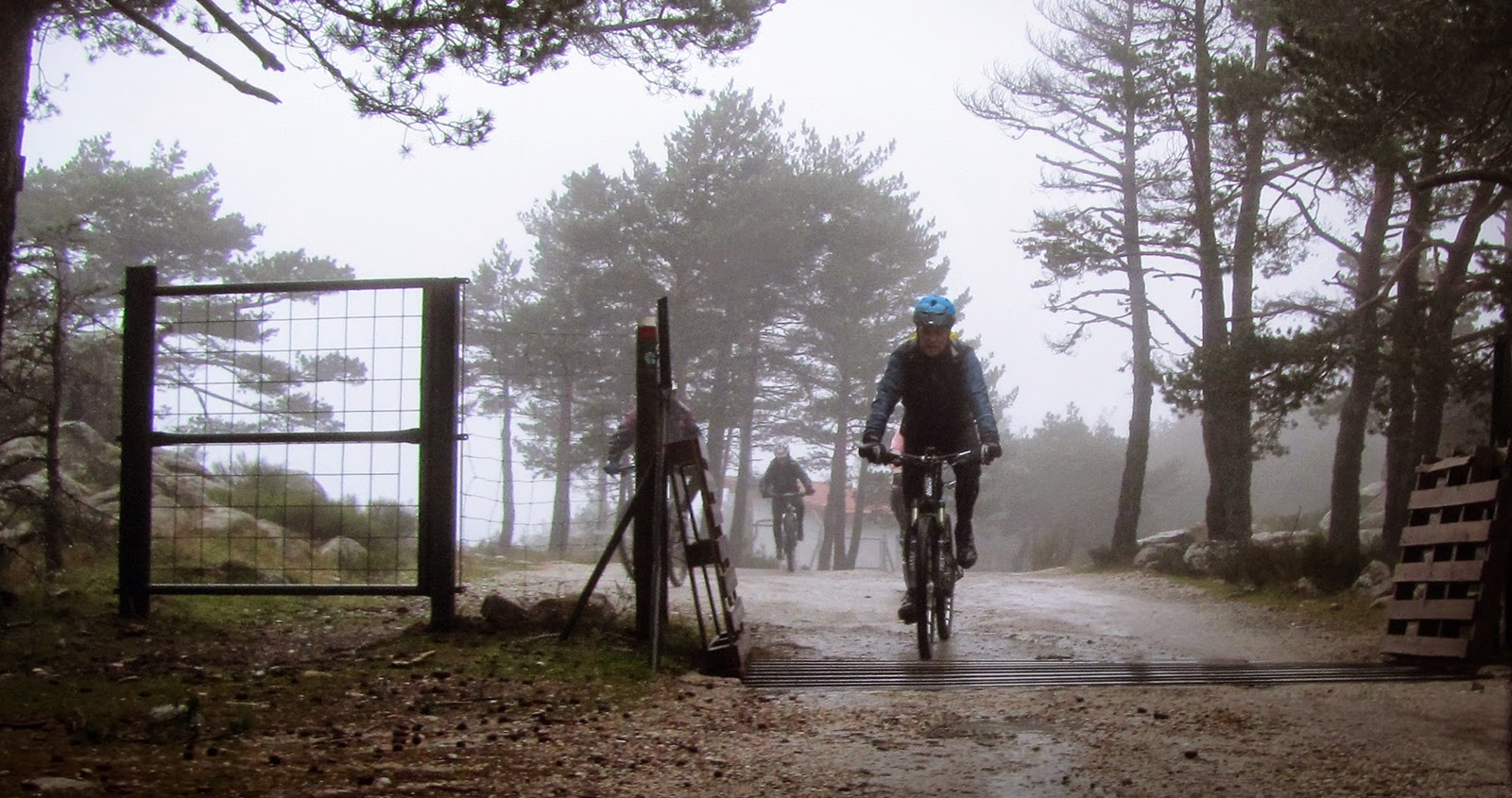 Ruta MTB de locos - Alfonsoyamigos