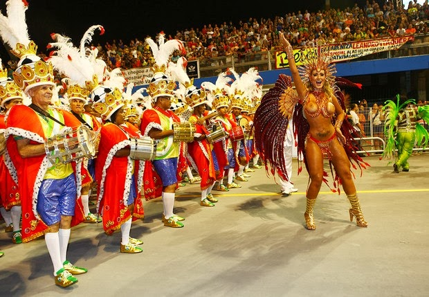 Musas Saiba O Que Rolou Nos Desfiles De Rio E Sp Veja Fotos