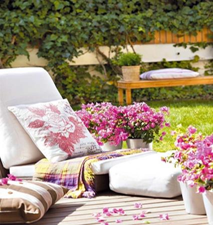 el problema est en que a veces nos centramos en decorar y preparar el resto de la casa porque seamos realistas la terraza es un espacio que se puede