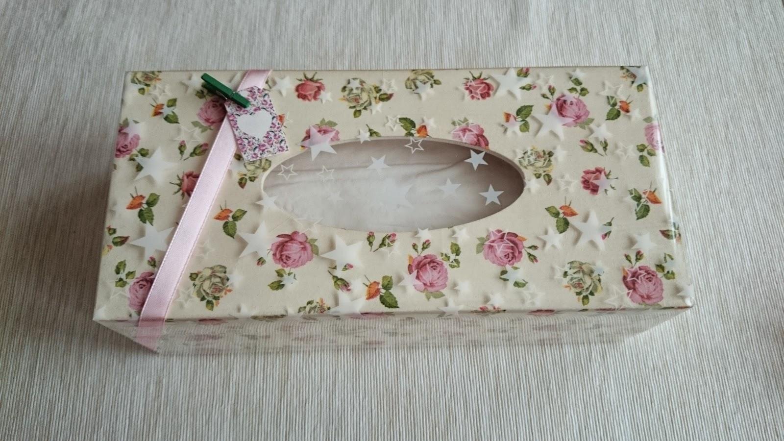 Un rinkon de mi mundo cajas decoradas de pa uelos y - Cajas decoradas a mano ...