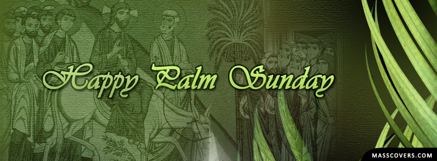 happy palm sunday fb cover | fb cover - unique covers for fb timeline