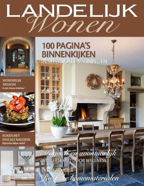 ornamentsnijder patrick damiaens landelijk wonen reportage in magazine landelijk wonen. Black Bedroom Furniture Sets. Home Design Ideas