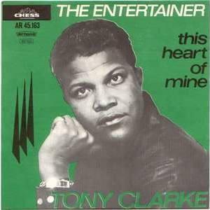 Tony Clarke Net Worth