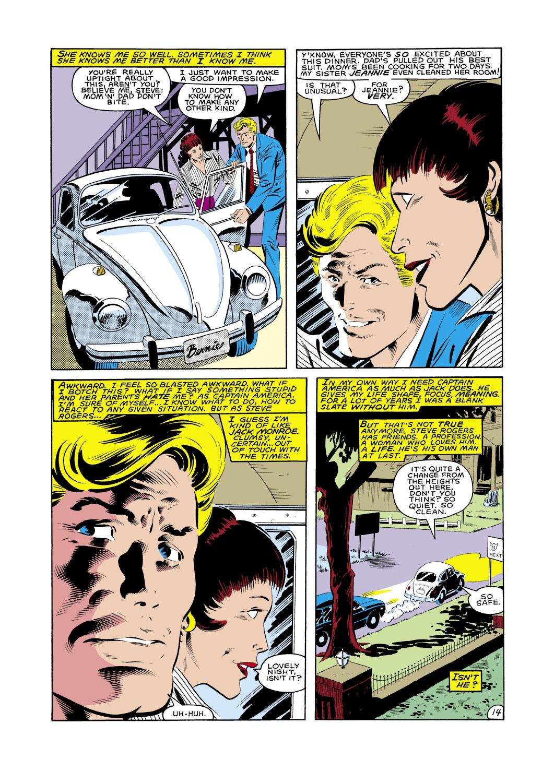 Captain America (1968) Issue #286 #202 - English 15