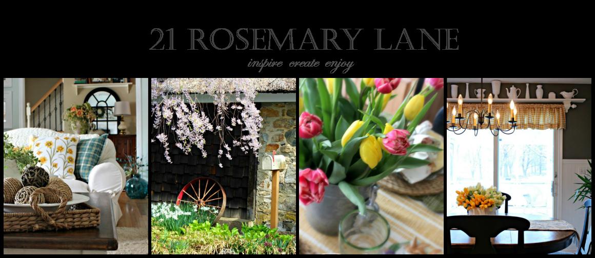 21 Rosemary Lane