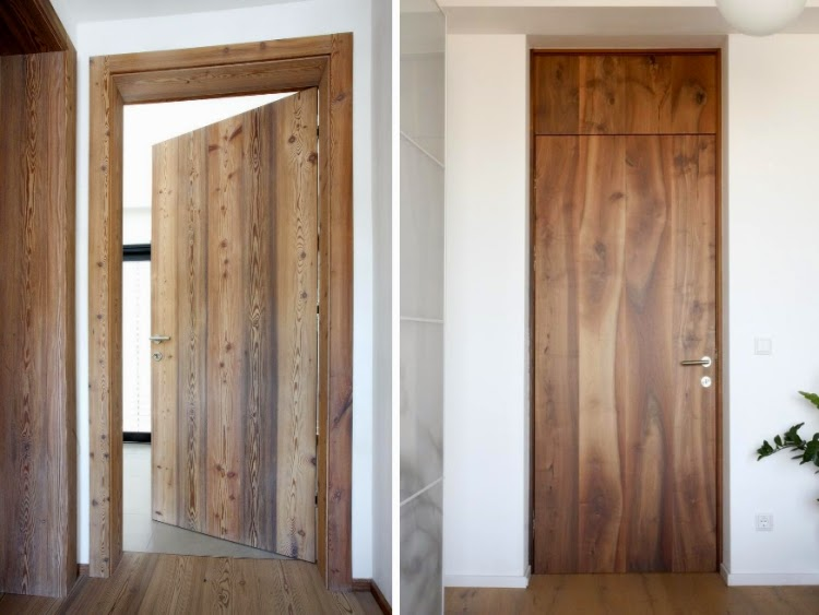 modern interior doors solid wood doors