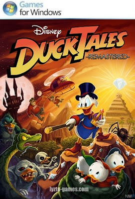 DuckTales: Remastered PC Cover