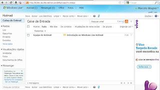 Como criar uma conta no Hotmail
