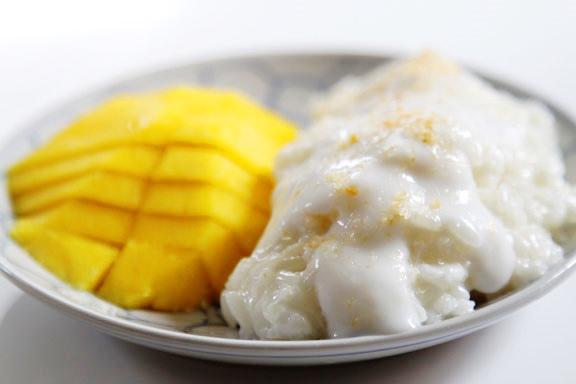 Resultado de imagen para arroz con leche tailandia