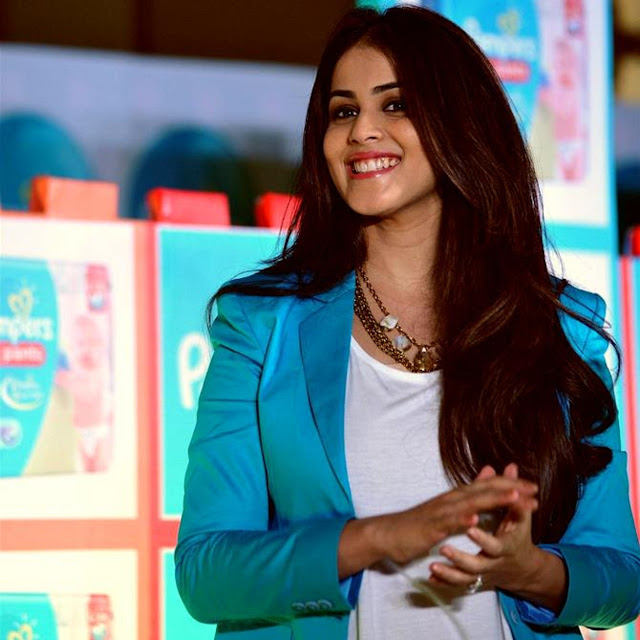 Genelia Dsouza HD Wallpaper
