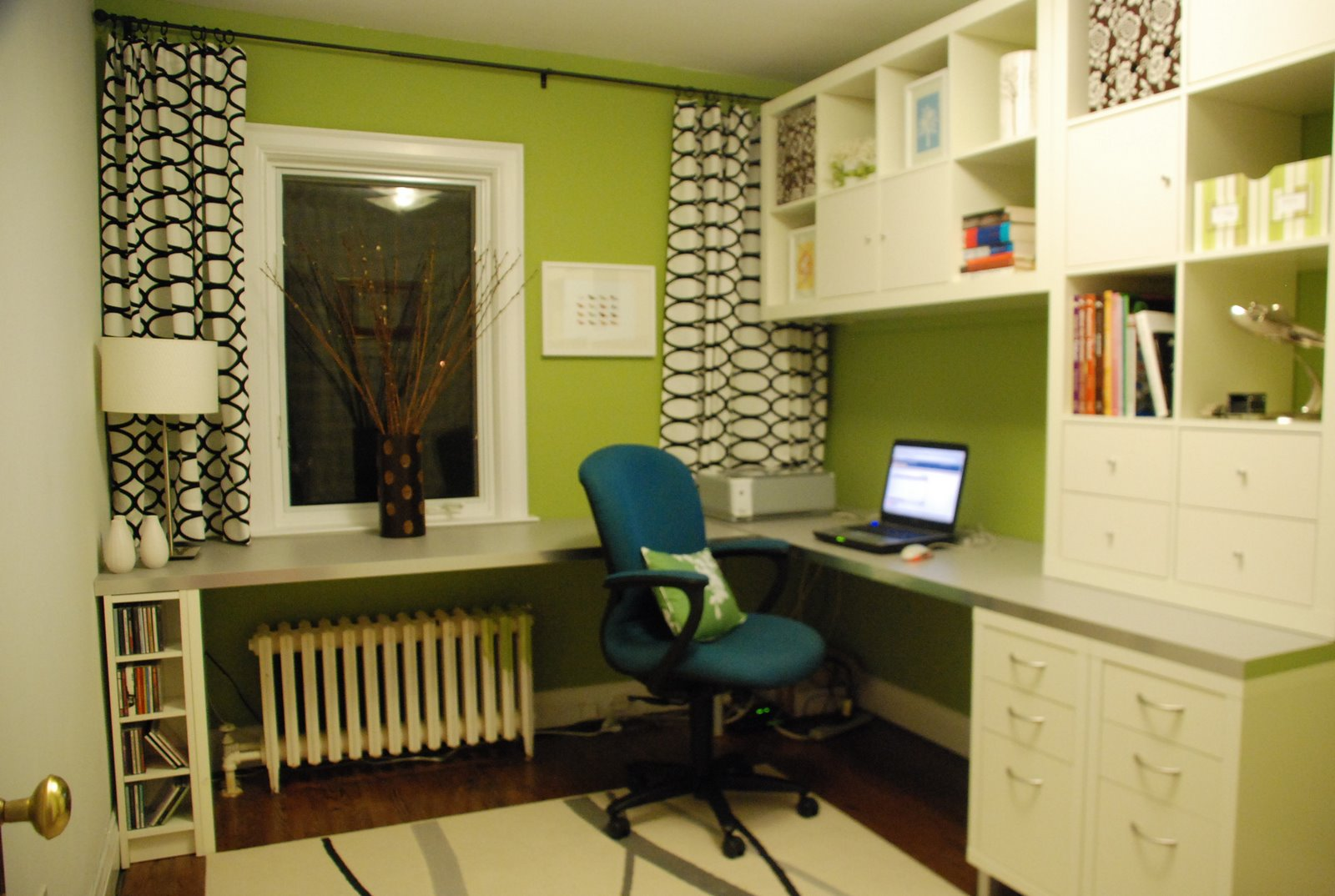 C a y l a w r a l: Teen workstation IKEA hack from start to finish