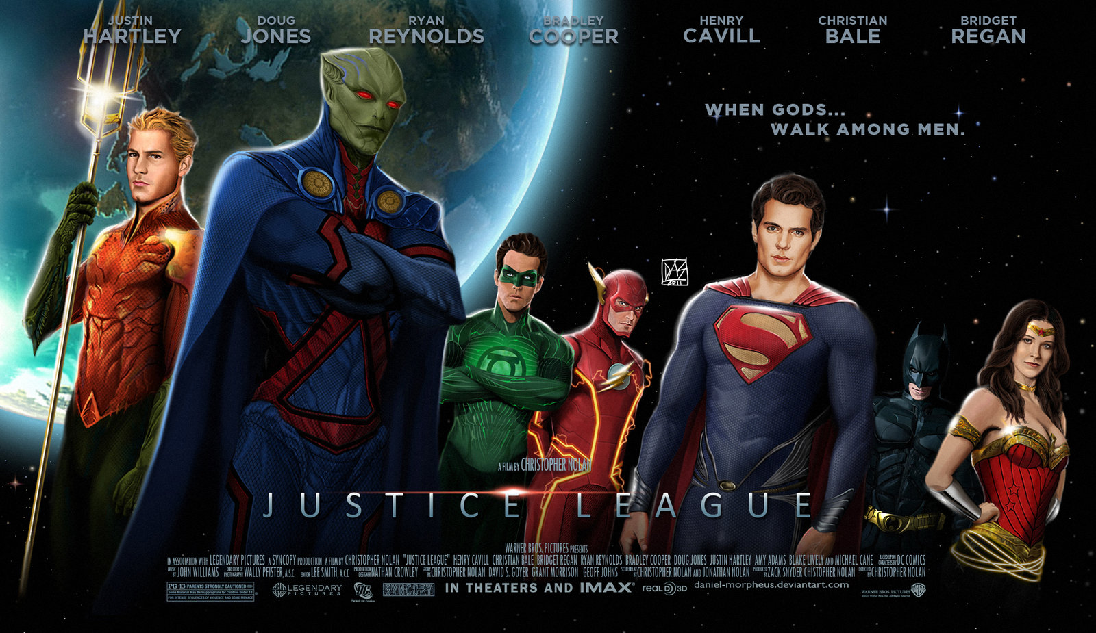 Seduced by the New...: JLA Unofficial Rumors
