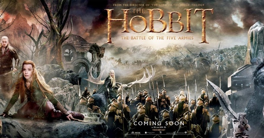 Feast Your Eyes On The Hobbit The Battle Of The Five