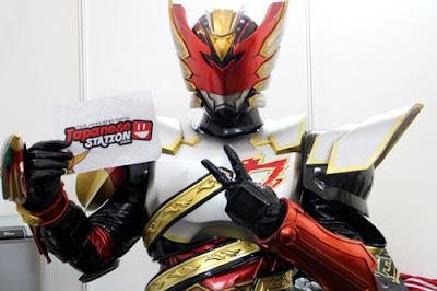 Jual Kostum Bima X Satria Garuda Film Kamen Rider