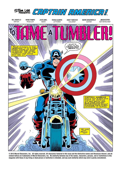 Captain America (1968) Issue #291 #207 - English 2