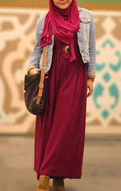 Tenue hijab en ligne