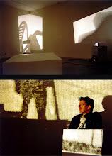 """Instalación: Walking Between Shadows / Festival Internacional de Música y Arte Experimental """"IFI"""""""