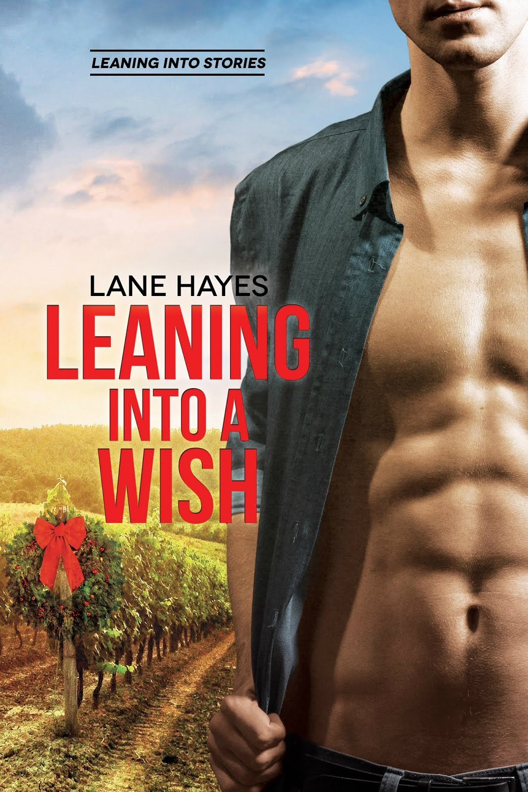 Leaning Into A Wish: Available Now!