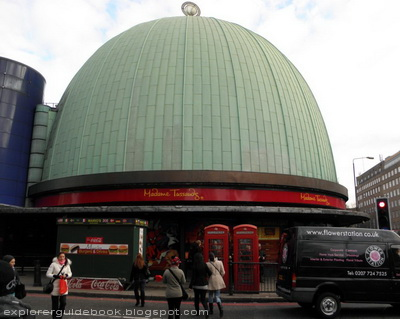 Museum Lilin Madame Tussauds London