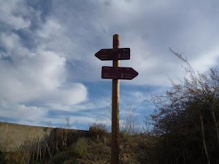Indicaciones del Camino Natural del Tajo