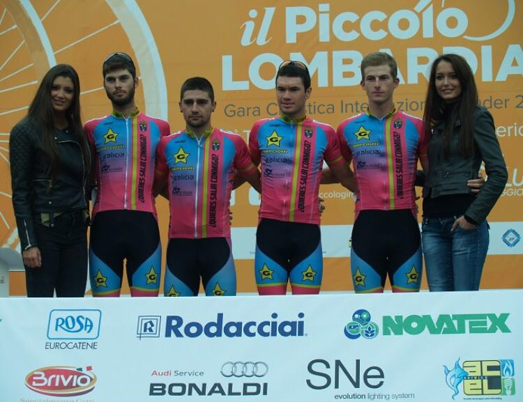 GIRO DE LOMBARDIA ITALIA 1.2 UCI
