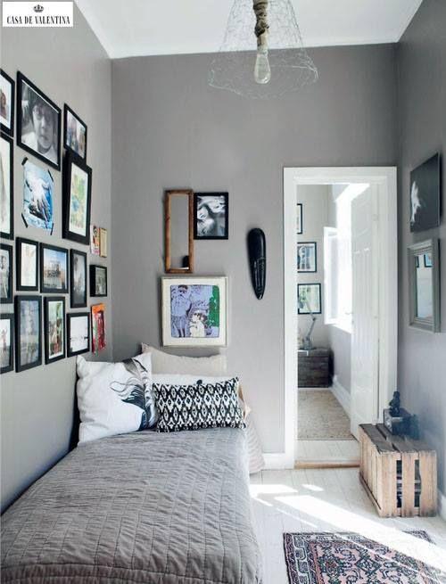 55 ideias para quartos pequenos assuntos criativos. Black Bedroom Furniture Sets. Home Design Ideas