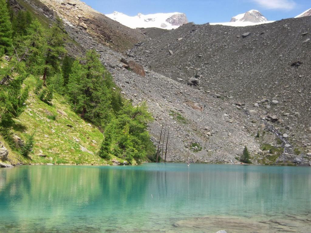 Fondo Valle e Lago Blù