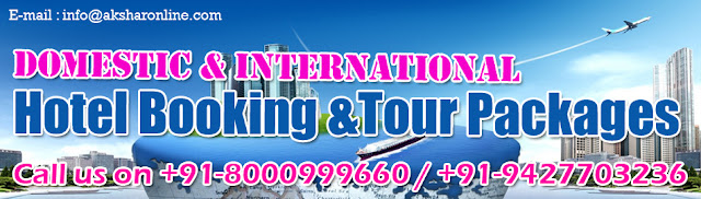 Domestic & International Hotel Booking Tour Packages