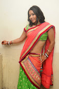 Mithra half saree photo shoot-thumbnail-16