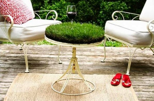 Mesas Ecologicas, Ideas Naturales para Muebles